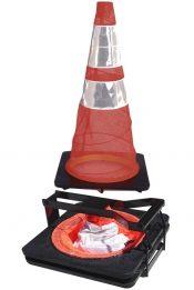 Premium Traffic Cone & Tote