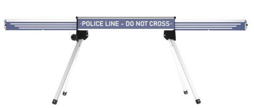 Premium Quick Deployment Police Line Barricade