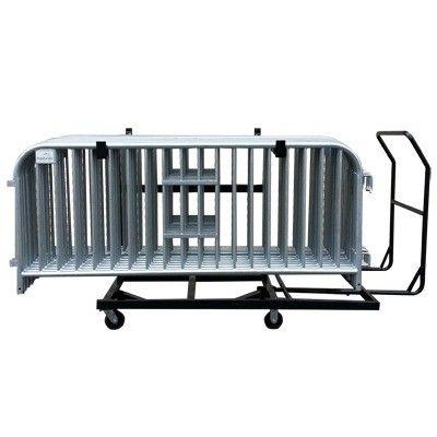 Barricade Storage Cart