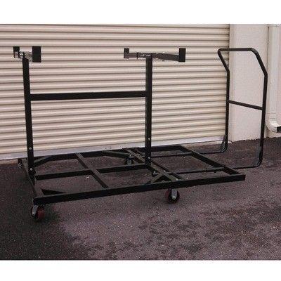 barricade cart storage